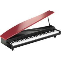 【ポイント7倍】KORG microPIANO/RD ミニチュア・グランド・ピアノのようなミニ鍵盤電子ピアノ/送料無料 micro piano