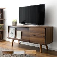 テレビ台 ローボード テレビボード おしゃれ 収納付き 120cm幅 テレビラック 木製 家具 北欧 モダン シンプル リビングボード