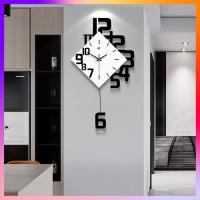 壁掛け時計 5タイプ 振り子クロック 数字 ナチュラル ギフト プレゼント 素敵店舗 おしゃれ 北欧 ウッド DIY 豊富なデザイン シンプル 新生活 贈り物 新築