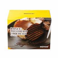 北海道お土産人気商品! お土産ランキング上位商品です。ポテトチップの片面に、口どけの良いチョコレート...