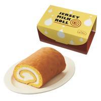 ルタオにしか作ることのできない「これぞ、ロールケーキ」というロールケーキができました。フォークで触れ...