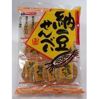 秋田いなふく米菓 納豆せんべい...