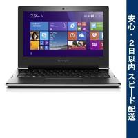 Lenovo ノートパソコン S21e 80M4001TJP / Windows8.1 / Micr...