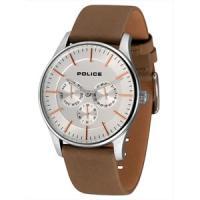 POLICE(ポリス) ウォッチ 腕時計  【COURTESY コーテシー】  薄型、シンプルなダイ...
