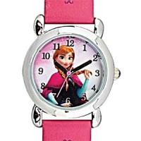 *。.+:*。Disney アナと雪の女王*。.+:*。  アナが描かれた可愛い腕時計。ベルトのデザ...