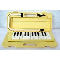 【YAMAHA ピアニカ】鍵盤ハーモニカ P-25F   軽量で持ちやすい鍵盤ハーモニカです。 未就...