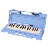 【YAMAHA ピアニカ】 鍵盤ハーモニカ P-32E ブルー    小学校の音楽授業で指定されるピ...