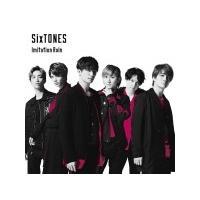 通常盤  SixTONES vs Snow Man CD/Imitation Rain/D.D. 20/1/22発売 オリコン加盟店