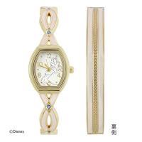 不思議の国のアリス 腕時計  ☆バングルウォッチ☆  アクセサリー感覚で身に着けられるバングルタイプ...