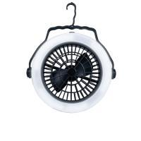 ■LEDが付いた扇風機です ■卓上や吊り下げても使えます ■電源はUSB又は単三電池3本です ■ご使...