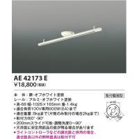 品番:AE42173E 品名:スライドコンセント 価格:12800円 メインスペック  器具ジャンル...