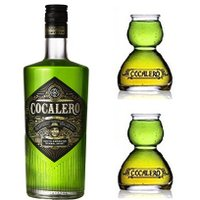 コカレロ COCALERO (ボムグラス2個付き) 29度 700ml (パリピ酒) (誕生日 プレゼントに)