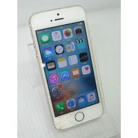 中古 中古 スマートフォン Softbank Apple iPhone 5s 64GB ゴールド ME340J/A(難あり)