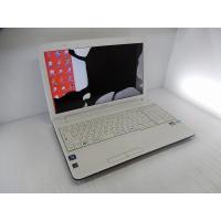 [仕様] ●CPU:Pentium B940 2.00GHz ●メモリ:2GB ●HDD:320GB...