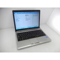 [仕様] ●CPU:Corei7-620UM 1.07GHz ●メモリ:3GB ●HDD:160GB...