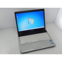 仕様 ●CPU:Corei5-U560M 1.33GHz ●メモリ:3GB ●HDD:160GB ●...