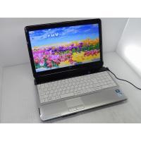 仕様 ●CPU:Pentium-P6200 2.13GHz ●RAM:1GB ●HDD:160GB ...