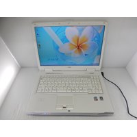 [仕様] ●CPU:Core2Duo-T8100 2.10GHz ●RAM:2GB ●HDD:160...