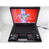 仕様 ●CPU:Core2Duo-T8100 2.10GHz ●RAM:2GB ●HDD:250GB...