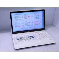 [仕様] ●CPU:Celeron B830 1.80GHz ●メモリ:4GB ●HDD:750GB...