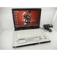 仕様 ●CPU:Core2Duo-T7100 1.80GHz ●RAM:1GB ●HDD:160GB...