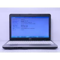 [仕様] ●CPU:Celeron B730 1.80GHz ●メモリ:4GB ●内蔵ストレージ:3...