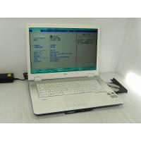 [仕様] ●CPU:Core2Duo-T7250 2.00GHz ●メモリ:2GB ●HDD:160...