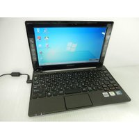 仕様 ●CPU:Atom-N455 1.66GHz ●RAM:1GB ●HDD:160GB ●光学ド...
