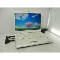 [仕様] ●CPU:CeleronM 530 1.73GHz ●メモリ:1GB ●HDD:120GB...