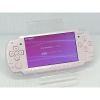 ●携帯ゲーム機 プレイステーション・ポータブル PSP-2000 ローズ・ピンク ●システムソフトウ...