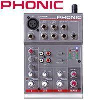 PHONIC アナログミキサー AM55