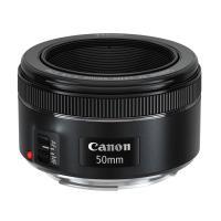 焦点距離50mmの単焦点レンズ