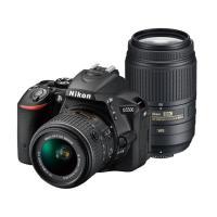 タッチパネル式モニター搭載の一眼レフカメラ「D5500」と「AF-S DX NIKKOR 18-55...