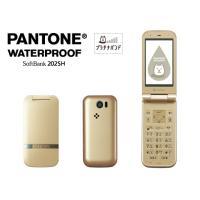 ◆商品名◆ SoftBank 202SH PANTONE WATERPROOF 金 [Gold]  ...