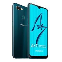 SIMフリー OPPO AX7 CPH1903 ブルー 新品未開封 [Blue] OPPO スマートフォン