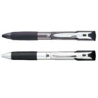 三菱鉛筆 B-name ビーネーム SHE2-1800 2色ボールペン付 ネームペン