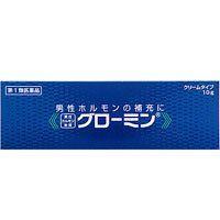 【第1類医薬品】グローミン 10g【性機能改善/男性ホルモン外用薬】 (32360)