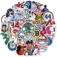 野球 baseball メジャーリーグ MLB 大リーグ プロ野球 シール ステッカー50枚