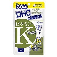 DHC ビタミンK 30日分  4511413606544