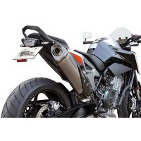 KTM 専用カスタムパーツ ステンレス製 フェンダーレスキット790 DUKE(Y18-) SFK-K241A