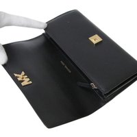 マイケルコース 長財布 レディース MOTT ブラック 32T7GOXE3L 001