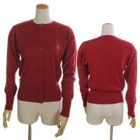 Vivienne Westwood RED LABEL カーディガン ウール100%の暖かく柔らかな...