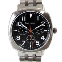 丸みのあるスクエアデザインがお洒落な腕時計  [型番] P10046 [サイズ(約)] ケースサイズ...