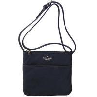 ケイトスペード バッグ クラシックナイロン ウィーン Black ナイロン素材で非常に軽いショルダー...