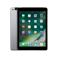 送料無料 中古タブレット Apple アップル iPad5 第5世代 2017年春 Wi-Fiモデル 32GB スペースグレイ ケーブル・アダプタ付き