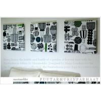単品 ファブリックパネル アリス marimekko PUUTARHURIN PARHAAT 40×40cm 単品販売 各カラー有 マリメッコ プータルフリン・パルハート 北欧