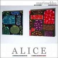 【送料無料】 ファブリックパネル アリス marimekko PIENI PURNUKKA 30×30cm 2枚セット 北欧 ピエニプルヌッカ マリメッコ ファブリックパネル|alice55|06