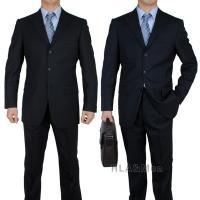 メンズ スーズセットアップ ビジネススーツ 通勤 セットアップ 大きいサイズ ビジネス スリム 無地...