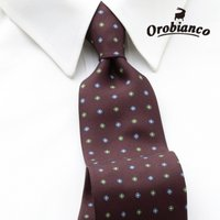 ■ブランド:Orobianco L'unique(オロビアンコ ルニーク) ■品質:シルク100% ...
