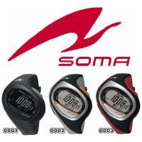 スポーツをより楽しむことをコンセプトととしたスポーツウオッチブランド「SOMA(ソーマ)」。走ること...